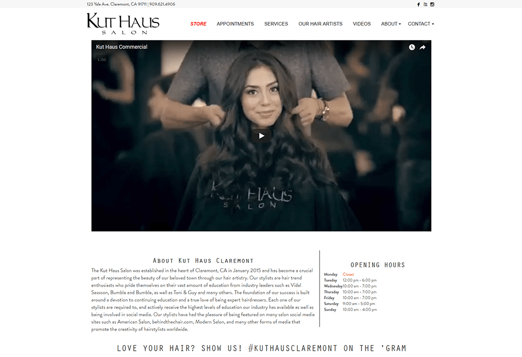 Kut Haus Salon