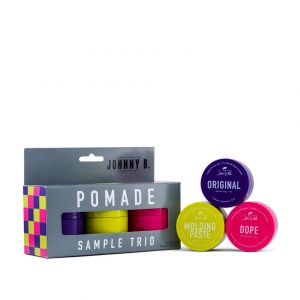Pomade Sample Trio Image